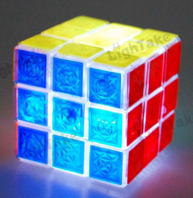 Ghost Hand Crystal Cube